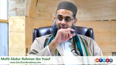 Said ibn Zayd (May Allah be Pleased With Him) | Mufti Abdur-Rahman ibn Yusuf
