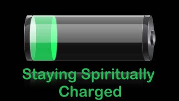 Staying Spiritually Charged | Mufti Abdur-Rahman ibn Yusuf