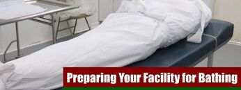 Preparing Your Facility for Bathing a Deceased COVID-19 Patient | Madina Mosque Trust