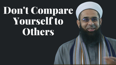 Don't Compare Yourself to Others 2
